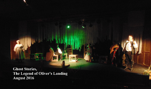 Ghost Stories, The Legend of Oliver's Landing