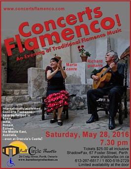Concerts Flamenco