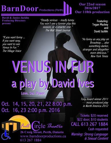 Venus In Fur - October